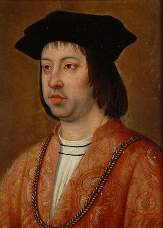 King Ferdinand of Aragón