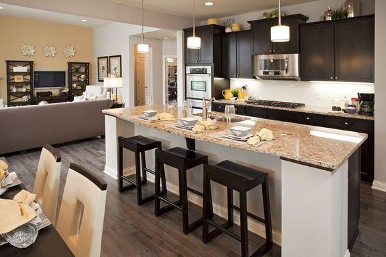 crestwood new home in fox ridge pulte homes kitchen