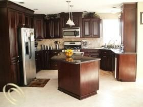 Beautiful Kitchen from a home for sale in Addison Township