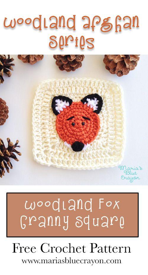 34 mejores imágenes sobre crochet en Pinterest | Patrón gratis ...