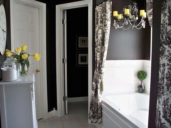Love this design Matt Muenster's 8 Crazy Bathroom Remodeling Ideas : Home_improvement : DIY.