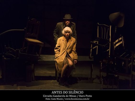 Espetáculo Antes do Silêncio - Ouro Preto- MG ©Guto Muniz