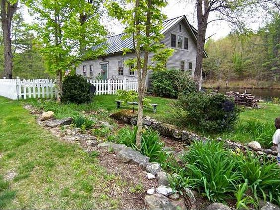 Screened in river view porch.  Be still my heart! 1790 - $259,000 - 80 W Roby District Rd, Warner, NH