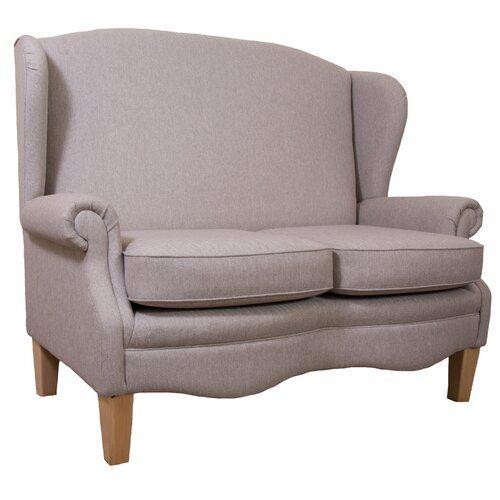Astoria Grand Zweiersofa Josephson Kleines Sofa Sofa Stoff Und