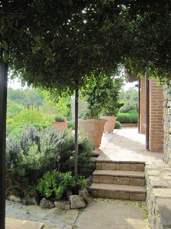 walkway Fonte Magia