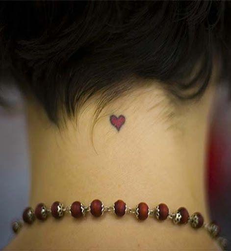 50 Meilleur Coeur Tatouages pour hommes et femmes - Club Tatouage
