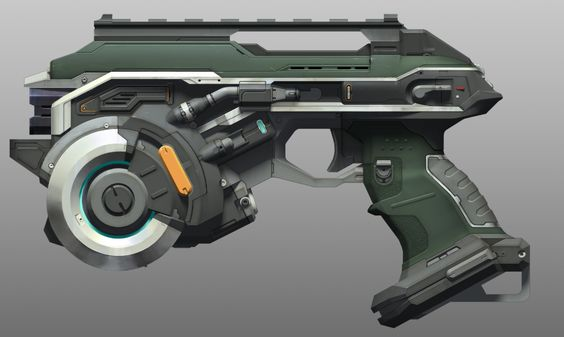 Expanding The Arsenal With Uprising 1.8 - DUST 514  GALLENTE ION PISTOL