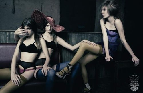 Paolo Roversi for AnOther Magazine