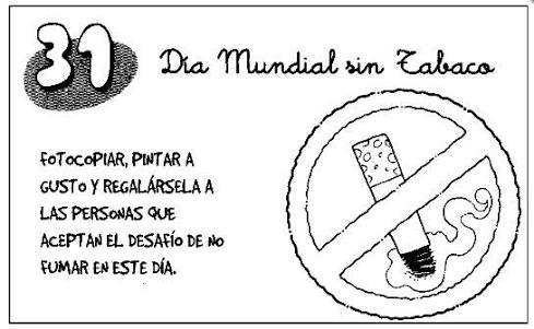 Resultado De Imagen Para Dia Del No Fumador Animado Consciencia