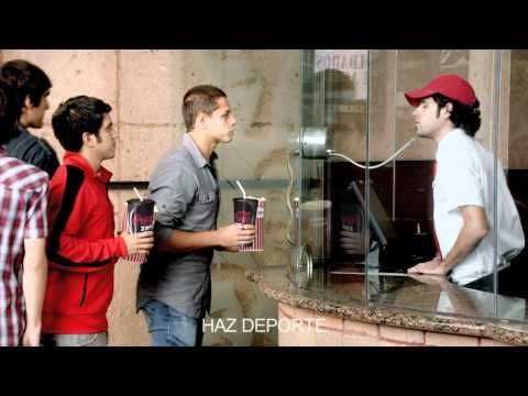 Coca Cola ZERO ¿Por qué no? Chicharito