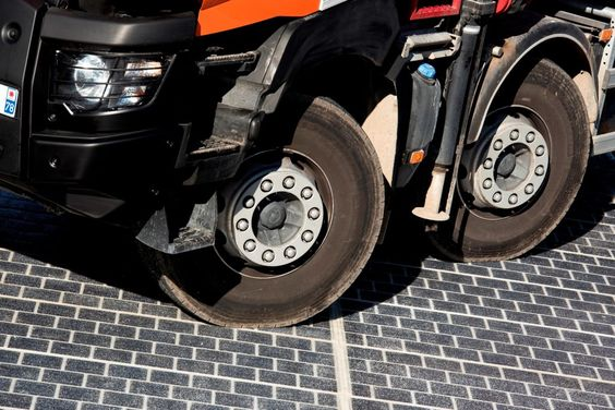 Colas is set to start trialling its innovative solar road solution, Wattway, and is looking for UK sites.    The world's first ever photovoltaic road surfacing technology provides clean, renewable energy in the form of electricity, while allowing for all types of road traffic. Installed on top of an existing road surface, the solar panels are lightweight and strong.