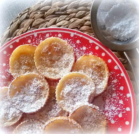 Simi´s Sattmacher: Apfelmusplätzchen