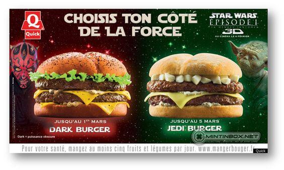 Star Wars dans la pub | Pub en stock