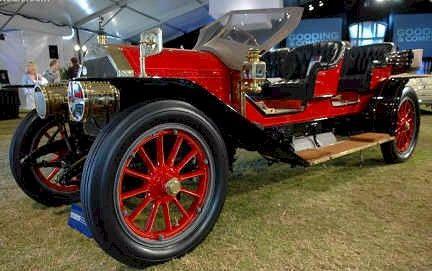 1912 Simplex Speedster Automobile