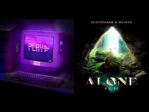 Alone Pt Ii Play Mashup Alan Walker Ava Max K 391 Tungevaag Walker The Fox 126 Yt Remix Youtube Alan Walker Mashup Remix
