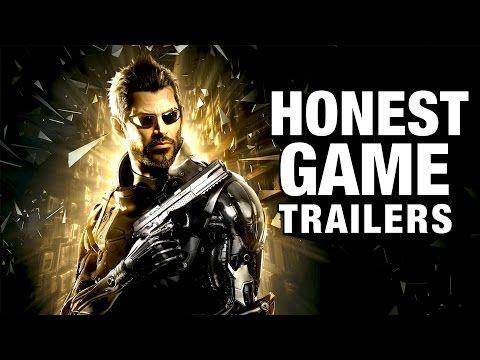 DEUS EX (Honest Game Trailers) - YouTube