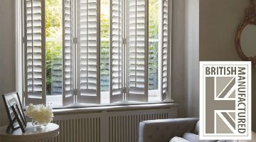 Made to Measure Shutters in Bolton and Chorley | Plantation Shutters | Beautiful Shutters for your windows | Harmony Blinds of Bolton and Chorley