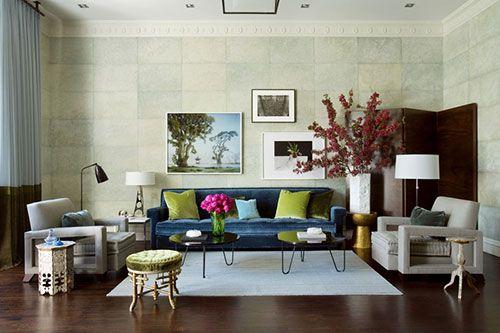 Room designed by Frank Roop