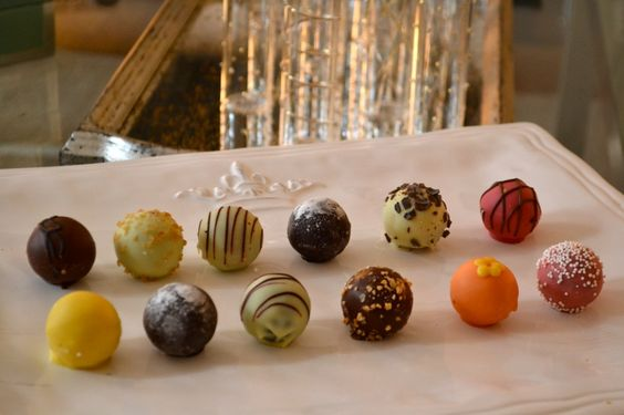 Introducing NEW GODIVA Truffle Flights™ • CakeJournal.com