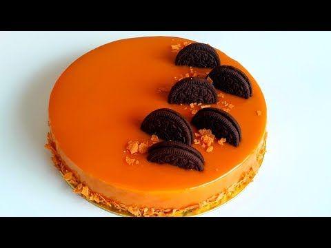 تحدي 2 حلوات للمناسبات كراميل شوكولا بدون فرن و بدون ميزان مع شهيوات ميري L من الأفضل Youtube Desserts Mini Cheesecake Cheesecake