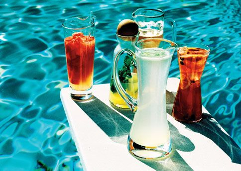 Party pitcher drinks