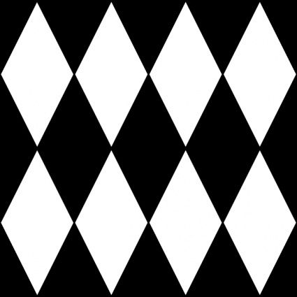 Diamond Harlequin 1 Pattern clip art vector, free vector images - Vector.me