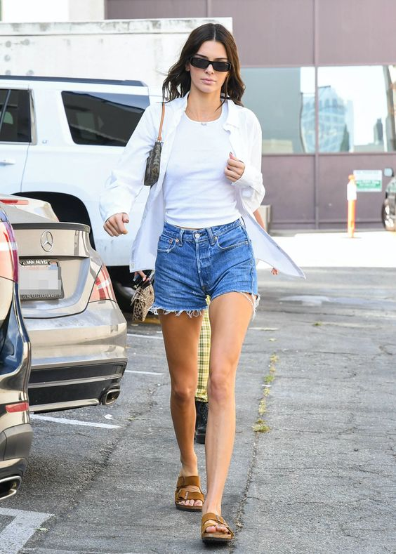 How 8 Celebrities Style Birkenstocks In Completely Different Ways