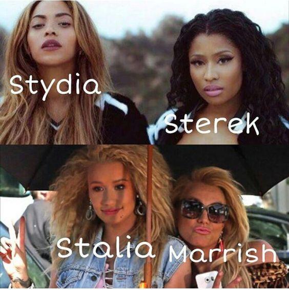 Sorry stalia/ marish, we're better
