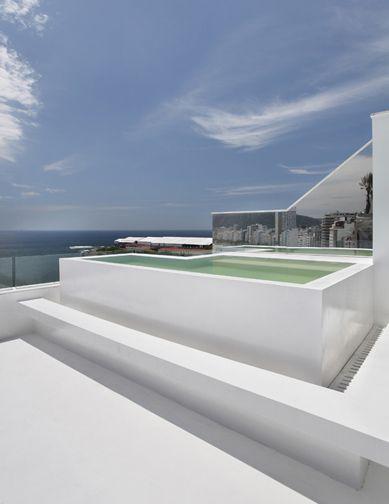 Copacabana Luxury Penthouse | FOR SALE or RENT  RioUpscale.com
