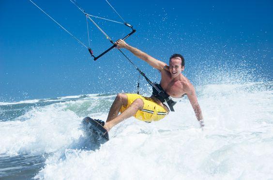 Kitesurf in Acapulco