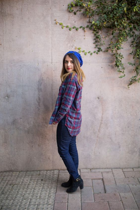 The Grunge Look - Petite Fashion Monster