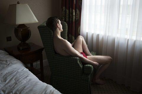 Estas fotos rompen los estigmas del trabajo sexual masculino