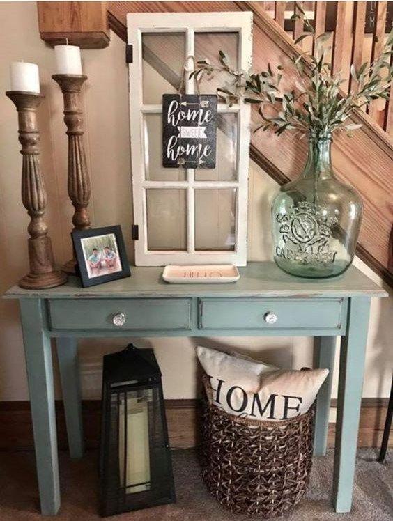 Best Pinterest Home Decor Pins Entryway