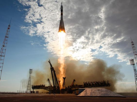 NASA - Expedition 32 Launches