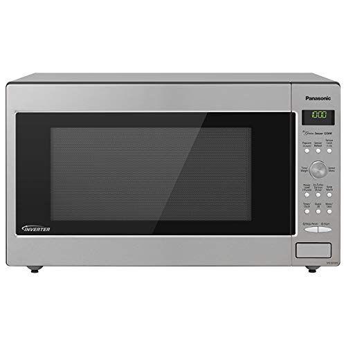 Panasonic Microwave Oven Nn Sd945s Stainless Steel Countertop