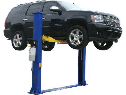 Atlas 9kbp Baseplate 9 000 Lbs Capacity 2 Post Lift Car Hoist Garage Car Lift 2 Post Car Lift