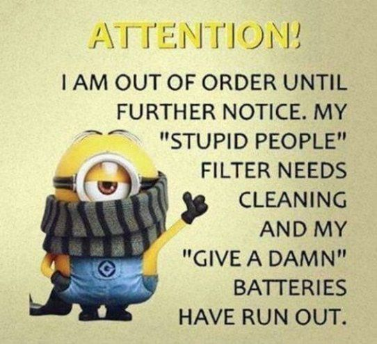 Work Quote 65 Best Funny Minion Quotes And Hilarious Pictures To Laugh 55 Funny Minion Quotes Funny Quotes Work Quotes Funny