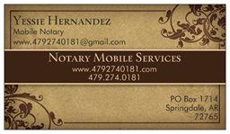 Notary Mobile Services