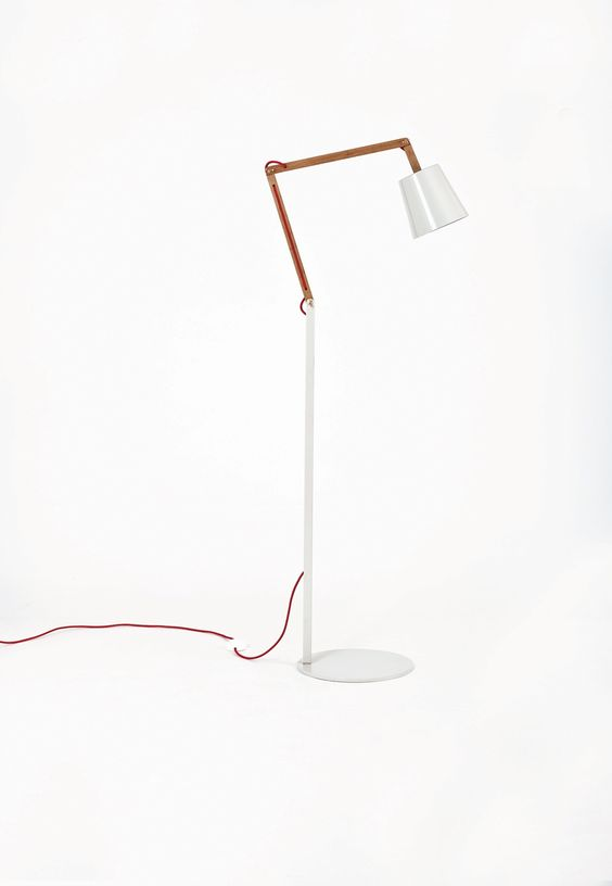 Kate Sylvester | Douglas & Bec | Angle Floor Lamp 2.0