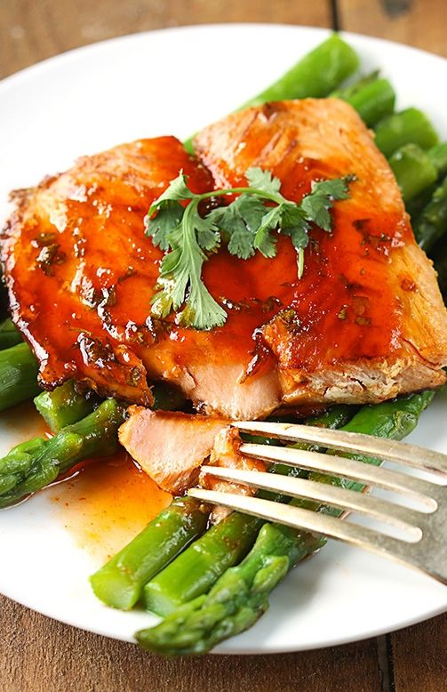 how to cook healthy salmon in a pan