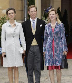 Eurohistory: Mais fotos de casamento real de Potsdam