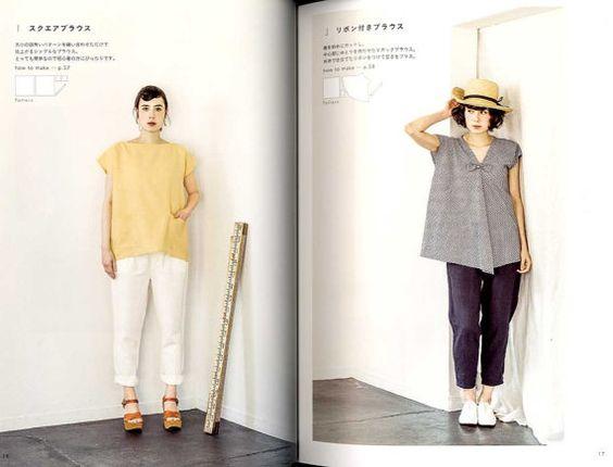 Puntada recta Simple ropa muestrario de arte por pomadour24