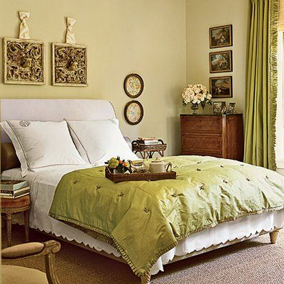 Oldie but goodie from Southern Accents...my all time fave bedroom