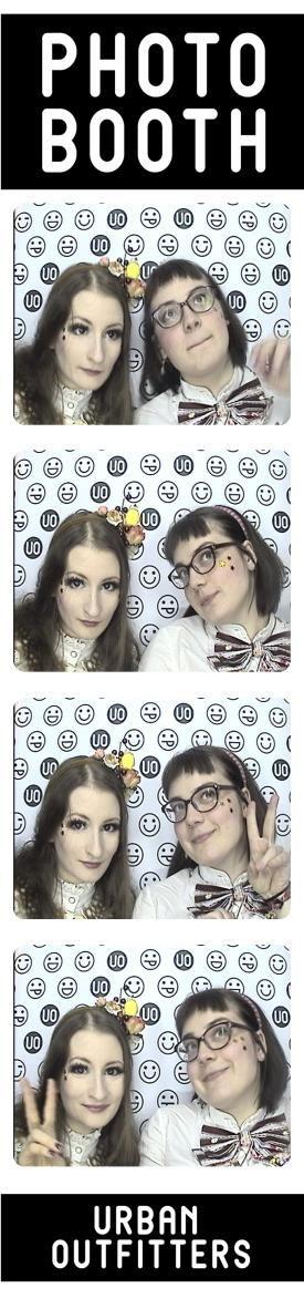 UO photobooth