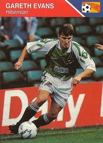#056-AC MILAN /& HOLLAND-EDGAR DAVIDS PANINI EUROPEAN FOOTBALL STARS 1997
