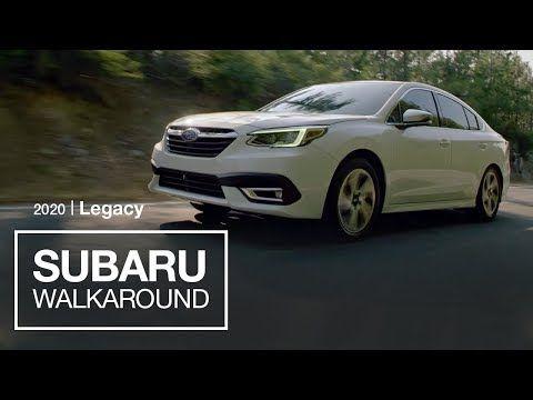 2020 Subaru Legacy Brings Big Screen And Turbocharged Power To Eager Buyers Video Subaru Legacy Subaru New Model Car