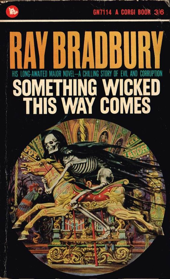 an analysis of ray bradburys on something wicked this way comes Anthology of speculative fiction volume two a study guide for ray bradburys something wicked this way comes twisted - something wicked book 2 coming of.
