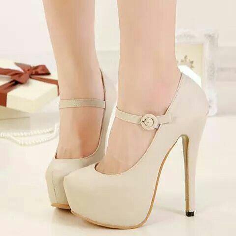Zapatos de tacon: