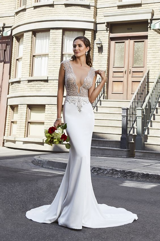 elegant Wedding Dresses for your lady