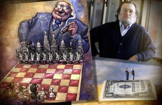 Otra Realidad Misterios y Conspiraciones: El poder en las manos de los econmistas,descubre u...